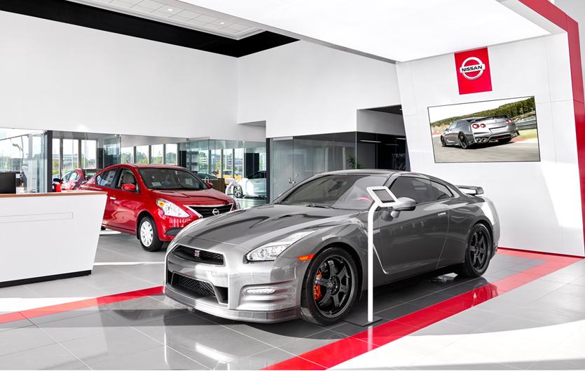 Automotive Minute: New Nissan Dealership Design Makes World Debut In Atlanta